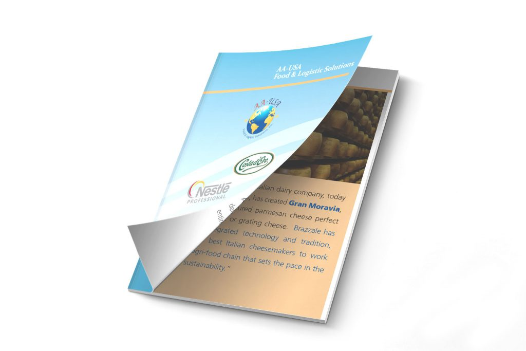 Print Collateral Graphic Design Services   Quick Reach Media Agency